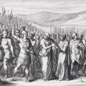 La révolte du mont sacré