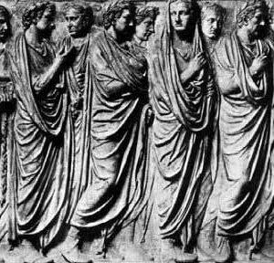 Sénateurs romains
