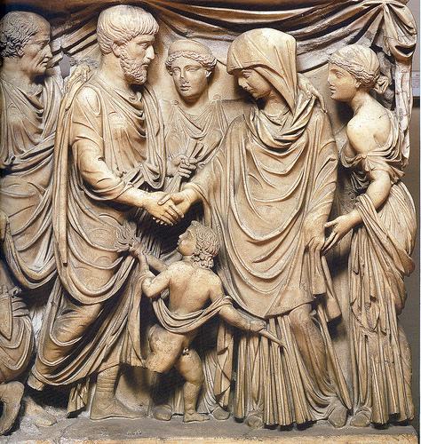 Le pouvoir législatif romain