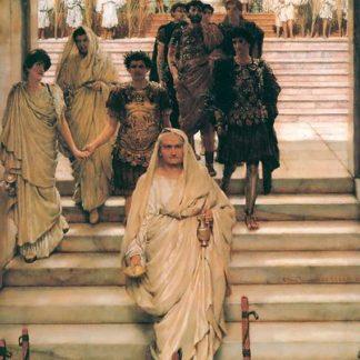 Le triomphe de Titus Lawrence Alma-Tadema, 1885