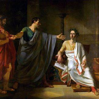 La clémence de César, Abel de Pujol