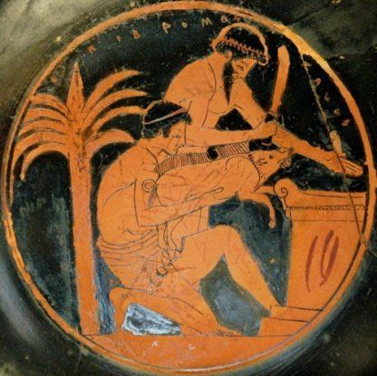 Religion et institutions nationales de la Grèce antique