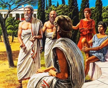 Athènes de Codrus à Pisistrate