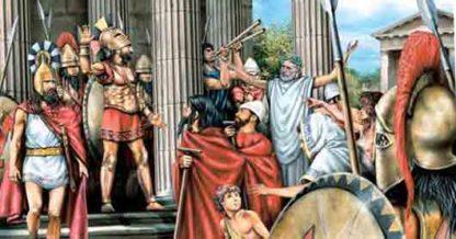 Xénophon et l'expédition des dix mille