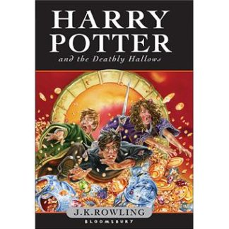 Harry Potter - Tome 7 : Harry Potter and the Deathly Hallows