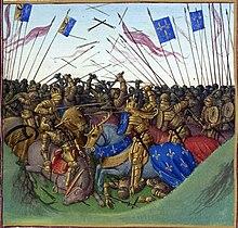 Bataille de Fontanet (841) (Fontenoy)