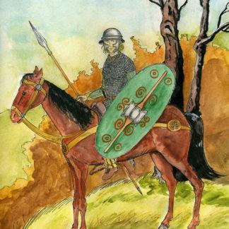 Cavalier celte