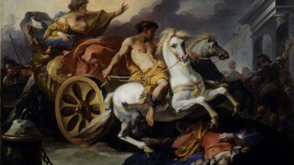 Servius Tullius (578-535 av. J.-C) © Jean Bernard/Leemage