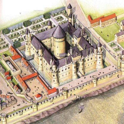 Le Louvre sous Philippe Auguste