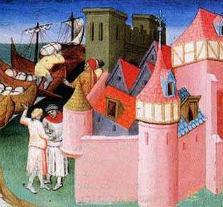 L'Europe jusqu'au milieu du quinzième siècle